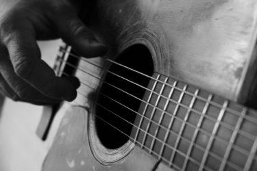 弦を伝わる横波の速さを導出する
